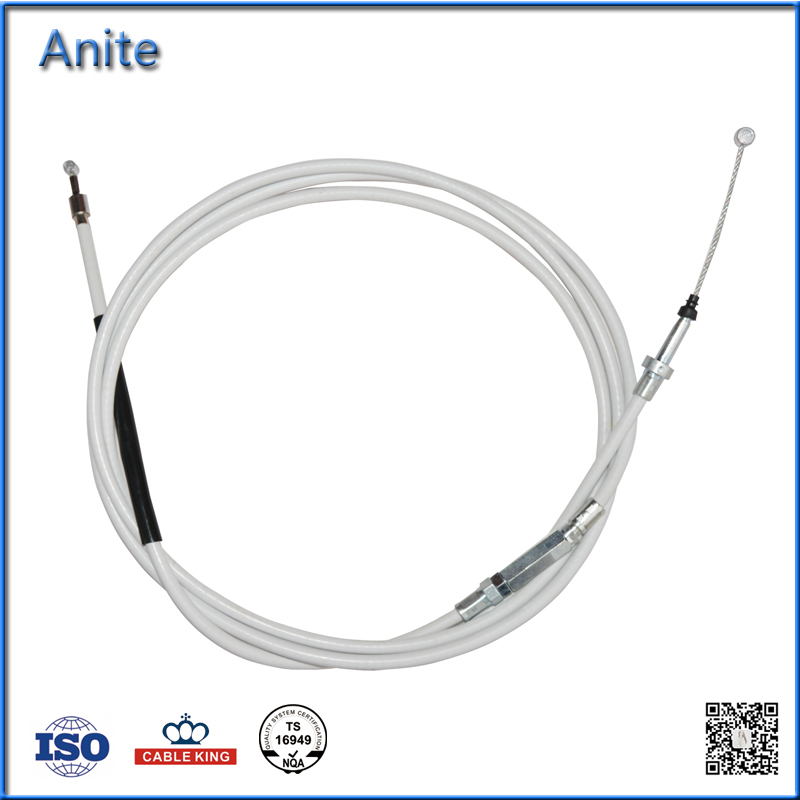 Wholesale Price New Bajaj Three Wheel AA191094 White Gear Cable Motorcycle Parts