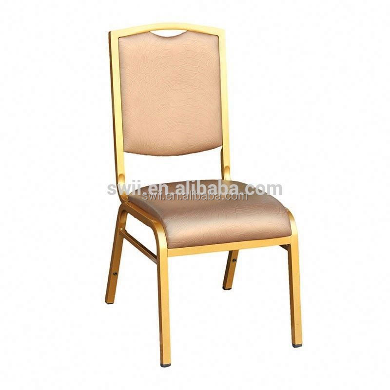 Stackable chairs used banquet chairs for sale metal padded for Chinese furniture for sale in south africa