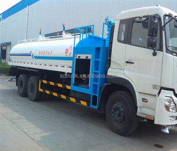 top sales water spray truck with good quality