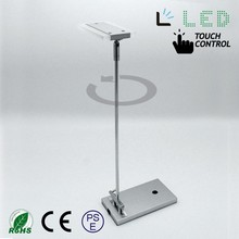flexible angle adjusting cob touch sensor and press switch acrylic modern LED lamp desk office