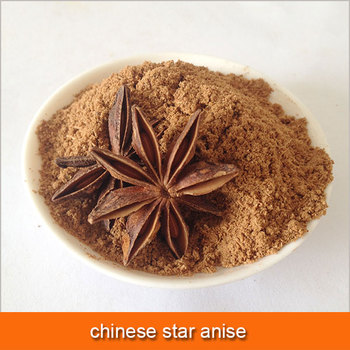 top quality chinese star anise