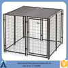 Outdoor 2 x 4 Welded Wire Modular Kennel