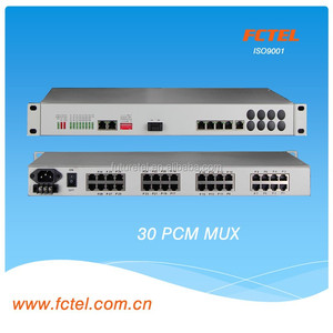30chs phone mux+4*75BNC+4 Internet*100Mbps(logical isolation)+4*RS232/422/485+console fiber mux optic equipment