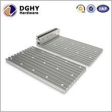 Factory Made cnc machining aluminum plate/thick aluminum plate/aluminum plate for microwave ovens