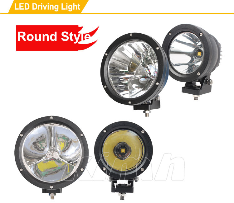 6 Volt Led Tractor Lights : Volt flash led light inch w tractor driving flood