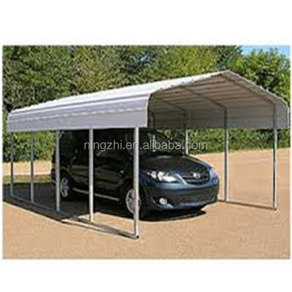 Used carport for sale from china buy used metal carports for Attached garage kits