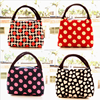 Fashion design Oxford fabric Mini Handbags Ladies' Zipper Tote
