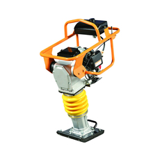 Flexible operation gasoline earth tamping rammer