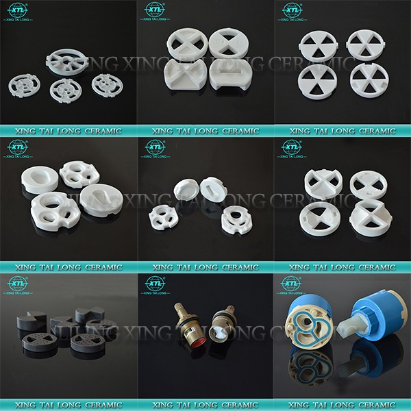 92-99% alumina ceramic disc for Tap Cartridge