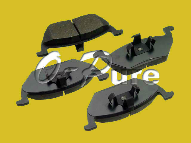 Spare parts wholesale for German cars O-pure ceramic brake pads OE 1J0 615 115