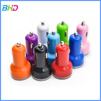 mobile phone mini car charger usb wireless Dual USB 3.1A Car Charger for iPhone for samsung galaxy for laptop