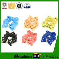 Hot fashion new products ball ponytail holders for hair accessories