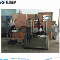 Food Beverage Industrial Bottles Filling Capping