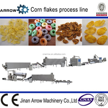 healthy corn cereals machine for young