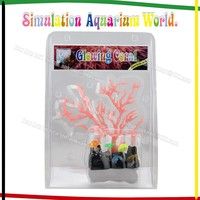 2016 High quality and Cheap aquarium artificial coral.fake resin coral aquarium