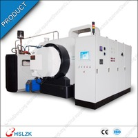 Powder metallurgy vacuum pressurized sintering furnace