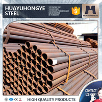 welded st 37-2 standard black iron pipe