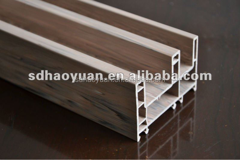 made in china pvc profles for pvc plastic window and door
