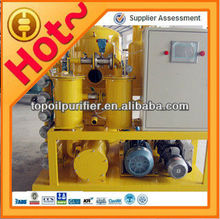 TOP Fully automatic high vacuum transformer oil purifier ZYD