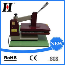 Hengxing QX-A4 CE Approval Shaking Head Tshirt Heat Press Machine, Clothes Heat Press Transfer Printing