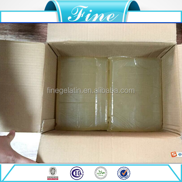 animal Jelly glue for semi-automatic case making machine