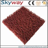 Newest outdoor pvc floor carpet car pvc mat pvc vinyl carpet