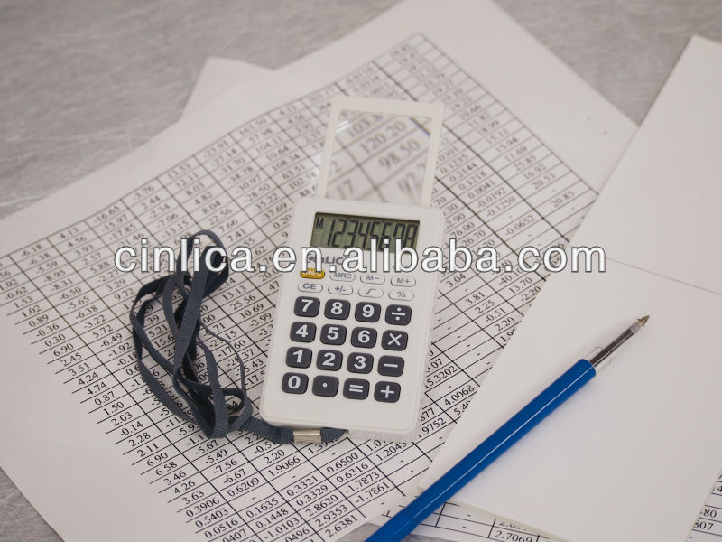 hanging calculator/calculator pen/cutes calculator CA-88