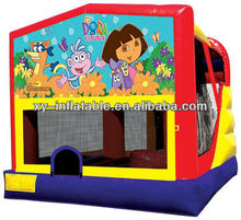 inflatable dora the explorer party supplier