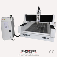 famous factory making stone cnc router carving machine/High Precision tagged metal Engraving Machine 1325 cnc router