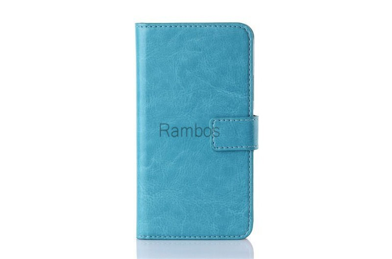 Luxury Flip Leather Case Back Cover Stand Wallet Credit Card Holder Book Style for Samsung Galaxy Win I855 / Yong S6310