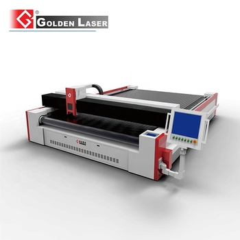 Laser Cutter Machine for High Temperature Industrial Fabrics with Conveyor and Auto Feeder