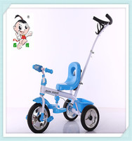 Fashional design and beautiful three wheel bike for kids with best qualitywith big seat with best price