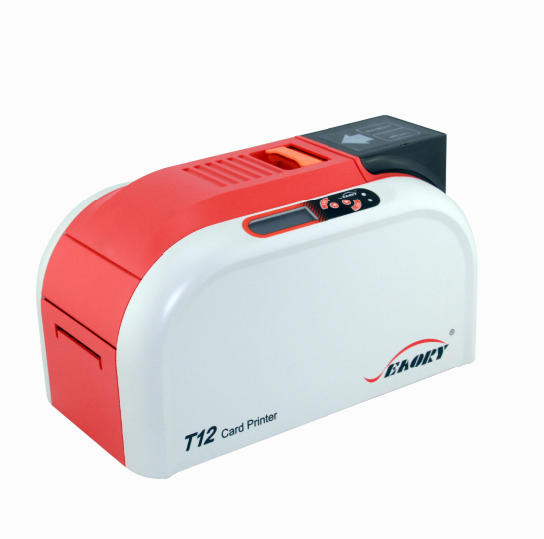 Seaory T12 plastic ID Card Printer, print head one year free replacement & free tech support