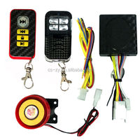 alarm system motorcycle with LIFAN