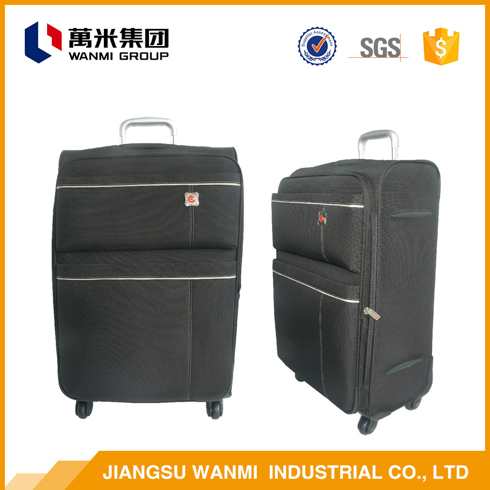 Machine-made good safe trolley luggage sale