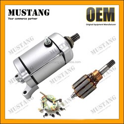 Good Quality Motorcycle Spare Parts Starter Motor 200cc/150cc/125cc