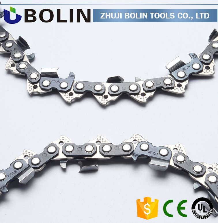 "73LPX Selling products 3/8""-76DL full chisel chainsaw chain fit for 5800 chain saw"