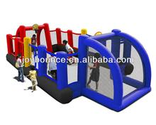 inflatable football yard soccer court arenas