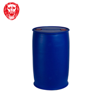 Chinese Seasonings Best Quality Dark Plastic Blue Drum Superior Bulk Healthy Halal Soy Sauce 200LTN1.5