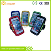 LED Flash Light night Safety Outdoor Sports Armband For iPhone 6 plus Phone Cover Running Arm Band
