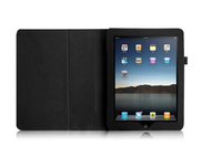 For iPad Leather Case For iPad Air 360 Rotating Leather for iPad Case Magnetic
