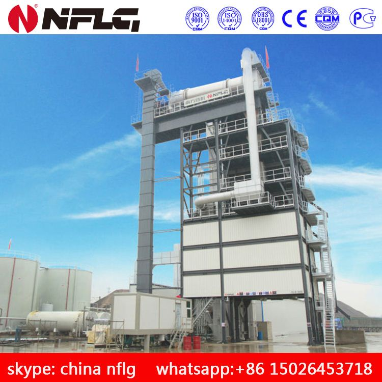 Professional manufacturer good price asphalt hot mix plant for sale