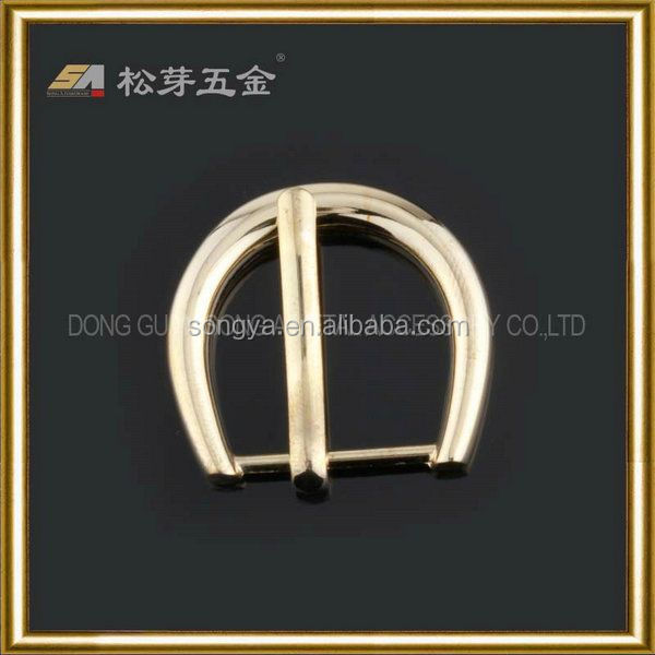 High quality guitar belt buckles metal strap belt buckle
