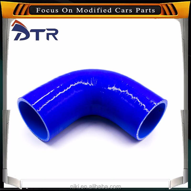 Blue 2.25 57mm 90 Degree Elbow Silicone radiator hoses