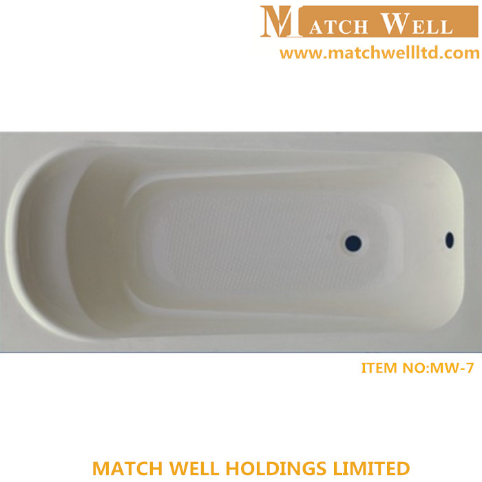 wholesale rectangle camping bathtub for soaking
