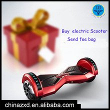 China Supplier Electric Wheel Self Balancing Scooter/2 Wheel Mini Hoverboard as Christmas Gift