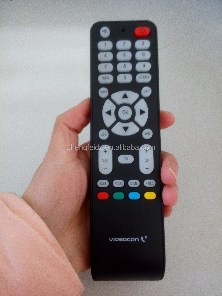 2016 new orignal remote controllers for videocon tv