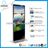 42 inch wifi full hd network led display screen board for advertisment
