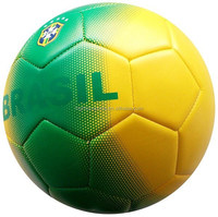 2014 Brazil training and match soccer ball for promotion