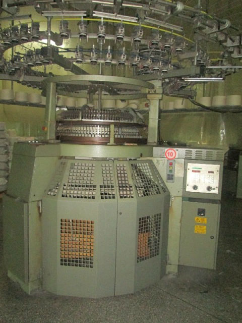 Used CIRCULAR Knitting Machines